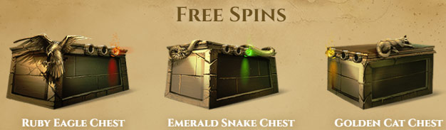 free spins chest